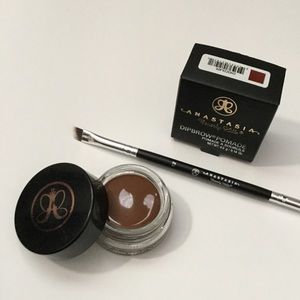 ABH Bundle CHOCOLATE pomade & #12 Brush Duo